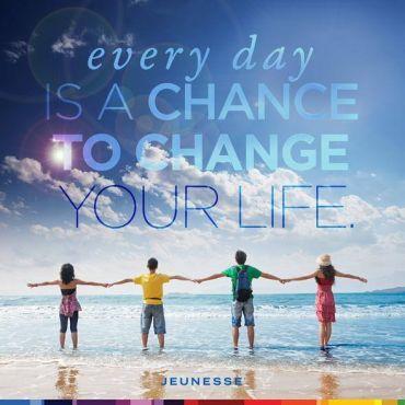 jeunesse global changing life